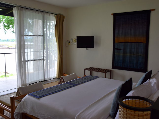 Hôtel de catégorie supérieure au Laos - SRVE