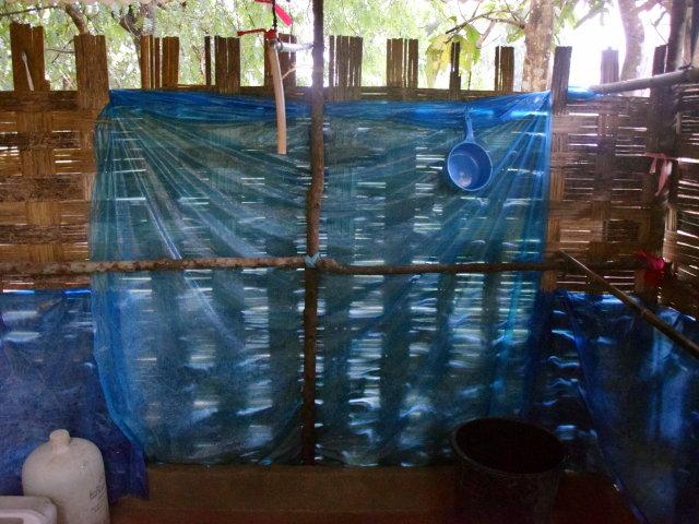Villages et logements globe trotter au Laos - VHAK