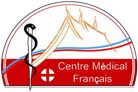Logo du Centre Médical Français au Laos.