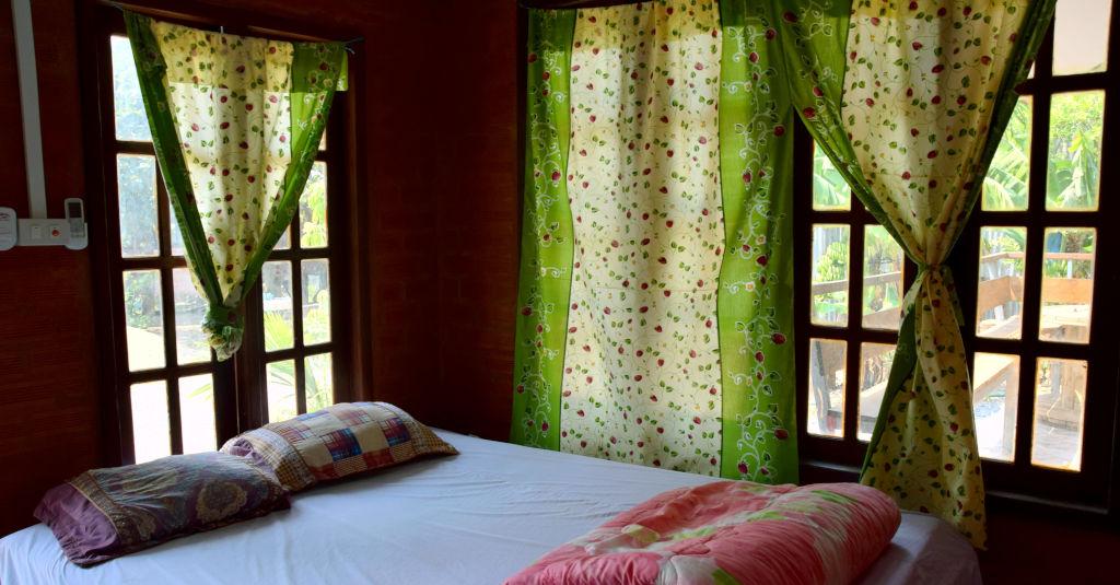 Hôtels catégorie globe trotter au Laos