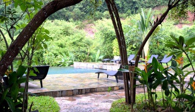Hôtels de catégorie supérieure au Laos