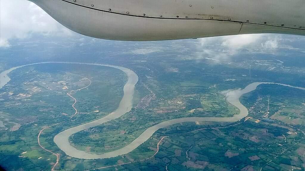Recherche de billets d'avions pour le Laos