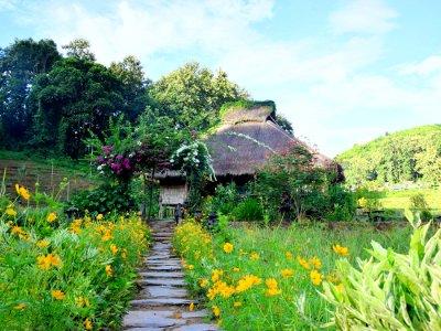 Hébergement Atypique - Laos Autrement